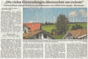 Artikel in der BNN vom 16.08.2012